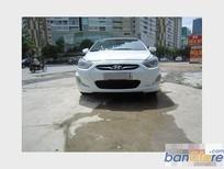 Cần bán xe Hyundai Accent AT đời 2012, màu trắng, số tự động, giá tốt