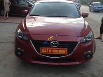 Cần bán Mazda 3 sản xuất 2015, màu đỏ, giá 725tr