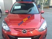Bán Mazda 2 S AT đời 2015, màu đỏ, giá chỉ 560 triệu