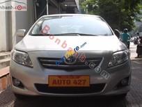 Cần bán Toyota Corolla XLI 1.6AT đời 2008, màu bạc, nhập khẩu Nhật Bản, 555 triệu