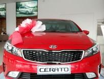 Bán Xe Kia Cerato 1.6 (KIA K3) số tự động màu đỏ tại Đồng Nai giá 636tr. Ngân hàng hỗ trợ lên đến 80%