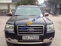 Gia đình bán Ford Everest MT 2007, màu đen số sàn, giá tốt