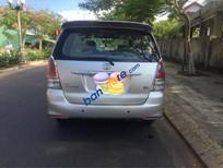 Bán xe Toyota Innova sản xuất 2010, màu bạc xe gia đình, giá 547tr