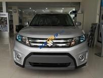 Bán ô tô Suzuki Vitara AT đời 2016, màu bạc, giao ngay, KM giảm ngay 20 triệu