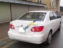 Cần bán lại xe Toyota Corolla 1.3 đời 2003, màu trắng