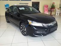 Bán xe Honda Accord 2.4 sản xuất 2016, màu đen