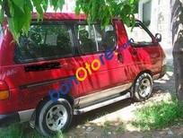 Gia đình bán Toyota Liteace MT đời 1994, màu đỏ số sàn, 150tr