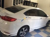 Cần bán lại xe Honda City năm 2015, màu trắng như mới