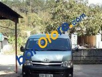 Cần bán xe Toyota Hiace MT đời 2011 số sàn