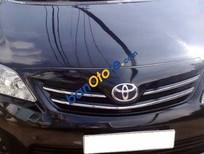 Bán Toyota Corolla Altis 1.8MT đời 2012, màu đen