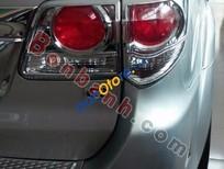 Cần bán Toyota Fortuner 2.5 G đời 2012, màu bạc