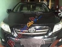 Bán Toyota Corolla Altis 1.8MT đời 2009, màu đen, 525 triệu
