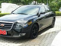 Bán Geely Emgrand EC 820 đời 2012, màu đen, xe nhập, động cơ Misubishi