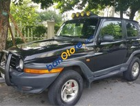 Cần bán lại xe Ssangyong Korando TX5 đời 2004, màu đen, nhập khẩu nguyên chiếc