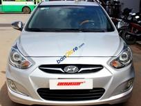 Cần bán Hyundai Accent 1.4MT đời 2011, màu bạc, nhập khẩu chính hãng, 465 triệu