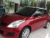 Suzuki Swift đặc biệt đời 2016, màu đỏ nóc đen, giá 522tr