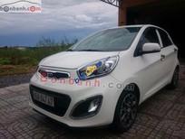 Ô Tô Tân Thành cần bán Kia Picanto S 2014, màu trắng số tự động, 379 triệu