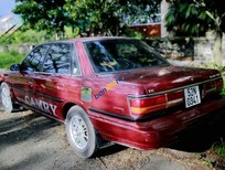 Bán Toyota Camry đời 1991, màu đỏ, giá 160 triệu