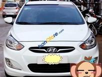 Bán Hyundai Accent sản xuất 2011, màu trắng số tự động