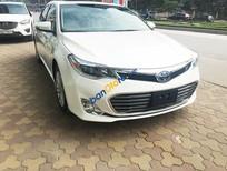 Bán Toyota Avalon Hybrid đời 2016, màu trắng, nhập khẩu