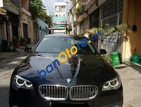 Cần bán lại xe BMW 528i đời 2014, màu đen, xe nhập số tự động