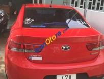Cần bán xe Kia Cerato Koup đời 2010, màu đỏ chính chủ, 555 triệu