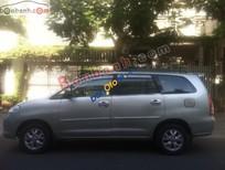 Cần bán Toyota Innova G đời 2006, màu bạc