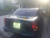 Cần bán xe Daewoo Lanos đời 2002, màu xám