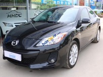 Bán xe Mazda 3s 1.6AT năm 2014, màu đen, giá tốt