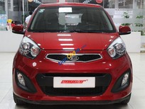 Cần bán xe Kia Morning 1.0AT 2011, màu đỏ, nhập khẩu, giá 409tr