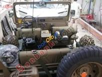 Cần bán gấp Jeep A2 Trước đời 1990, màu xanh lam, xe nhập giá cạnh tranh