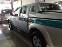 Salon Auto Lương Thành Quốc cần bán lại xe Nissan Navara LE đời 2012, màu bạc