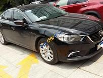 Cần bán Mazda 6 2.0 đời 2015, màu đen, nhập khẩu