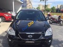 Auto Nhất Huy cần bán xe Kia Carens EX MT năm 2016, màu đen