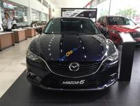 Xe Mazda 6 thời trang đẳng cấp với màu mới, giảm trực tiếp trên giá 65 triệu, tặng BH thân xe