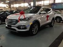 Hyundai SantaFe 2016 bản đặc biệt màu trắng giao ngay (đang cháy xe trên toàn quốc) - Hotline: 0912 186 379
