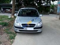 Cần bán gấp Hyundai Getz năm 2009, màu bạc, giá chỉ 265 triệu