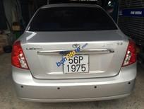 Bán xe Daewoo Lacetti SE đời 2009, màu bạc, xe chính chủ bán