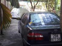 Cần bán lại xe Toyota Corolla đời 2001, màu xám