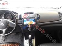 Bán Kia Cerato 1.6AT năm 2009, màu bạc, xe nhập xe gia đình