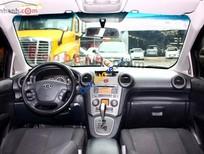 Bán ô tô Kia Carens SX 2.0AT đời 2010, màu đen