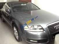 Cần bán Audi A6 sản xuất 2009, màu xám (ghi), nhập khẩu