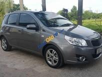 Bán Daewoo GentraX đời 2009, màu xám, nhập khẩu xe gia đình, giá tốt