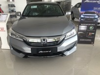 Bán ô tô Honda Accord 2.4 đời 2016, màu xám, xe nhập