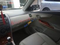 Bán Toyota Corolla altis 1.8MT đời 2008, màu đen