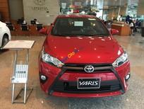 Toyota Tân Cảng bán Toyota Yaris 1.5E CVT đời 2016, nhập khẩu nguyên chiếc, mới 100%