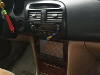 Cần bán lại xe Daewoo Magnus đời 2002, màu đen