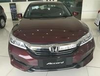 Bán ô tô Honda Accord 2.4 đời 2016, màu đỏ, xe nhập. Hỗ trợ mua trả góp lên đến 85% giá trị xe, thủ tục nhanh gọn.