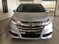 Bán Honda Odyssey 2.4 đời 2016, màu bạc, nhập khẩu. Hỗ trợ vay lên đến 85%, thủ tục nhanh gọn
