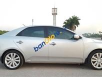 Cần bán Kia Forte 1.6AT đời 2012, màu bạc số tự động